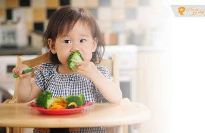 Ăn thêm rau xanh luôn đúng trong mọi trường hợp.