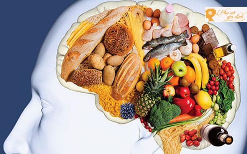 Những thực phẩm bổ não. (Ảnh:Internet)