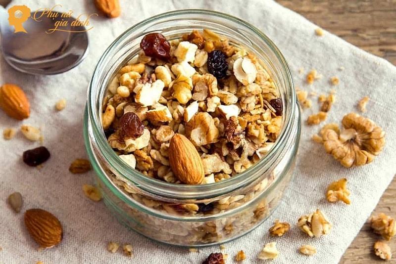 Ngũ cốc nguyên hạt cung cấp dưỡng chất giúp ngủ ngon hơn (Ảnh:Internet)