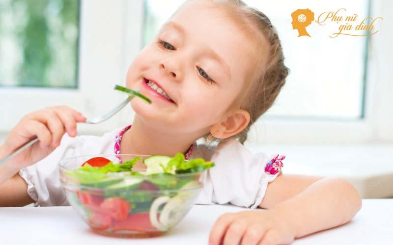 Trẻ em ăn chay có thể gây suy dinh dưỡng