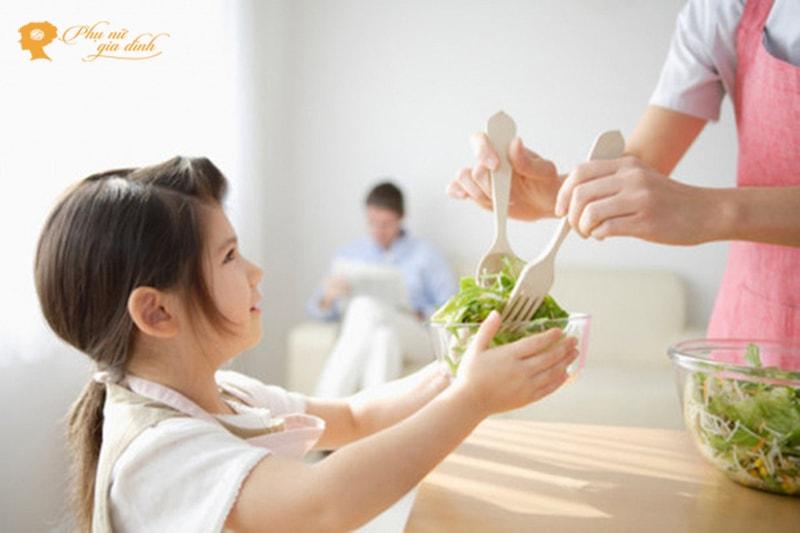 Trẻ em ăn chay có tốt không?
