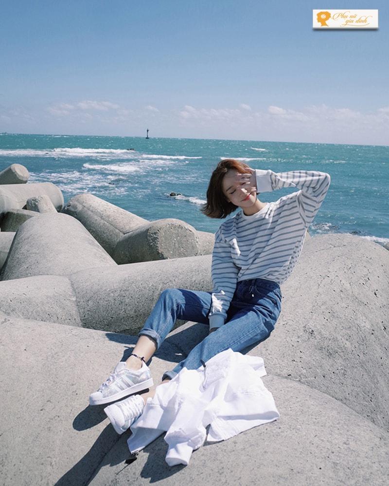 Cập nhật ngay bí kíp chụp ảnh cực chất khi đi du lịch. (Ảnh: pinterest.com)