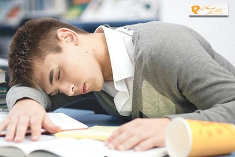 Làm thế nào để hết buồn ngủ. (Ảnh:Internet)
