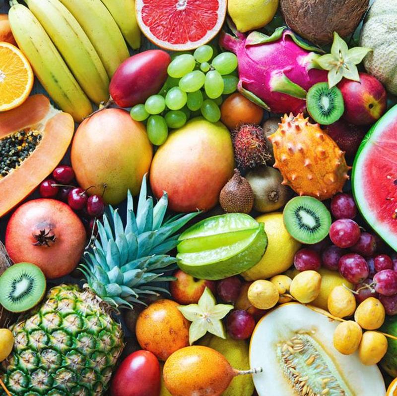 Những loại quả cần ăn cả vỏ. (Ảnh: Internet)