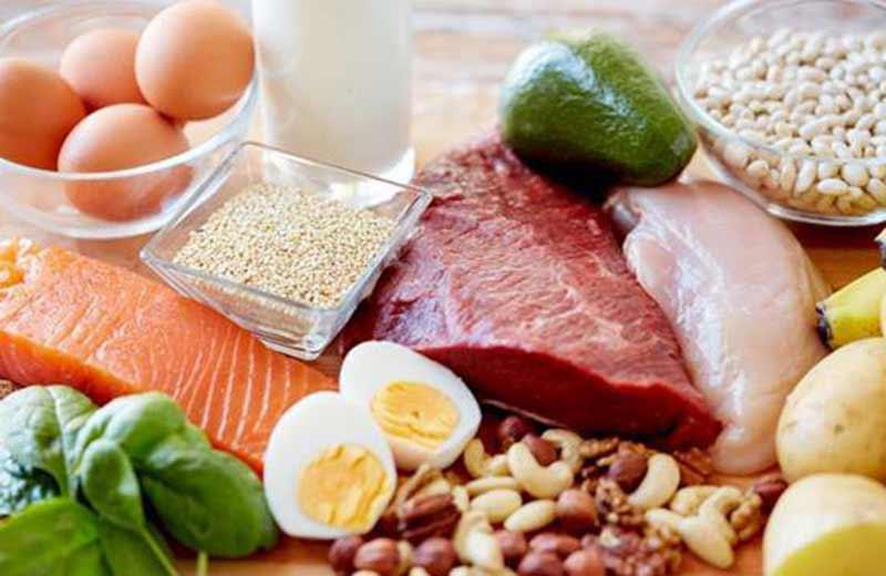 Những thực phẩm giúp trẻ tăng chiều cao hiệu quả. (Ảnh: Internet)